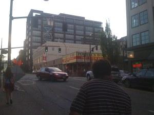 Powells, Portland, OR