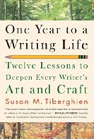 One Year to a Writing Life--Susan M. Tiberghien